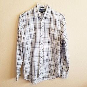 Tommy Hilfiger Slim Fit Button Down Size Small